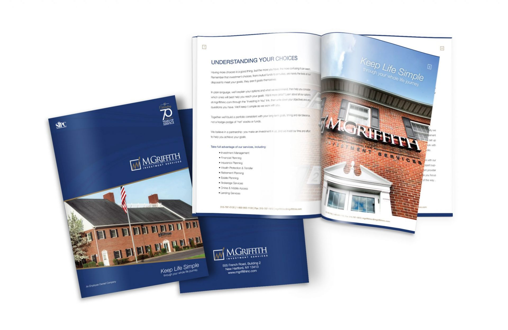 M. Griffith Corporate Brochure