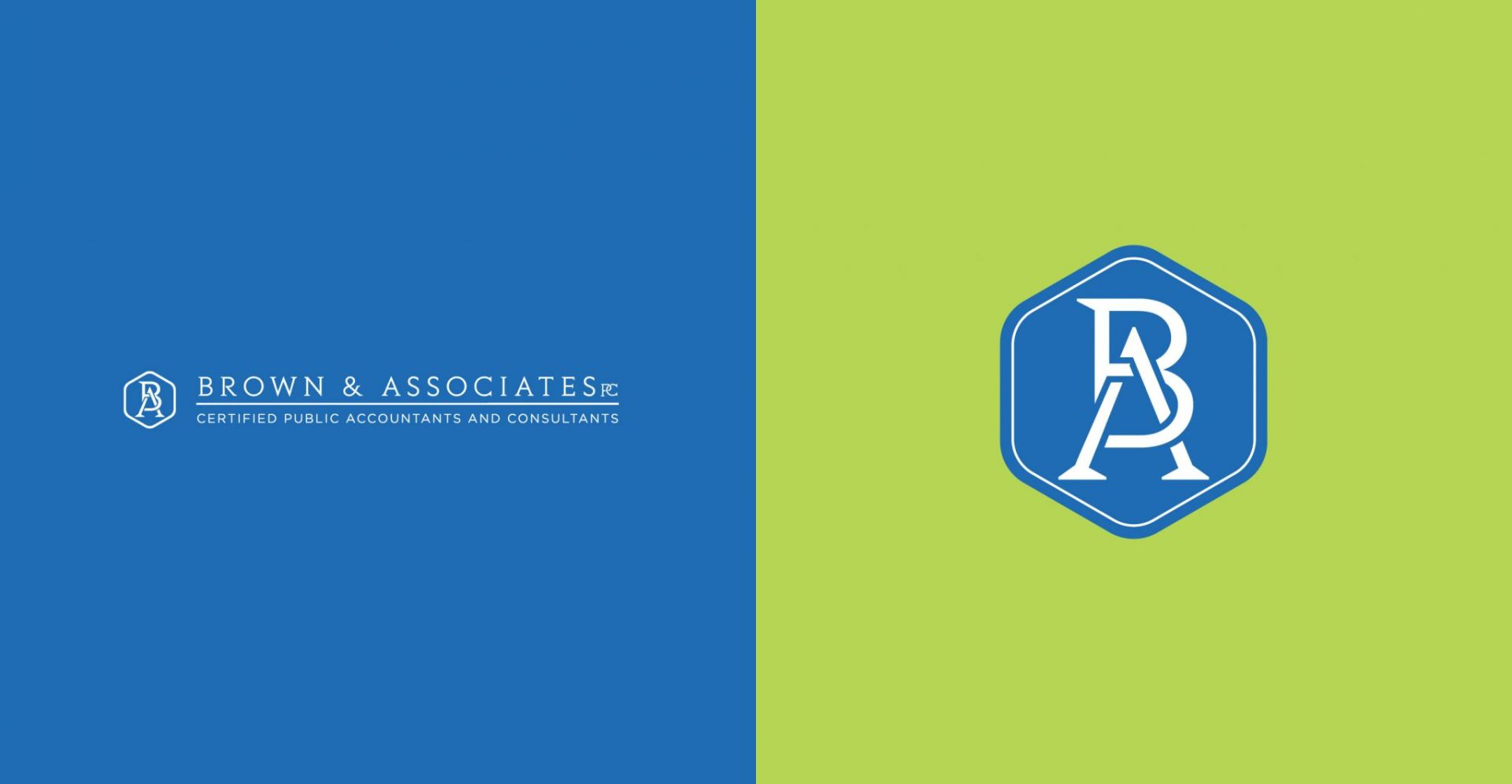 Brown & Associates Alternate Logo