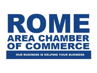 Rome Area Chamber of Commerce Logo
