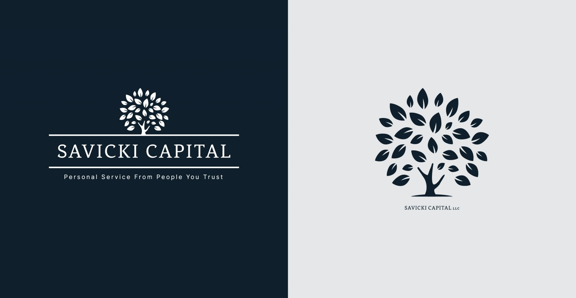 Savicki Capital Branding Treatment