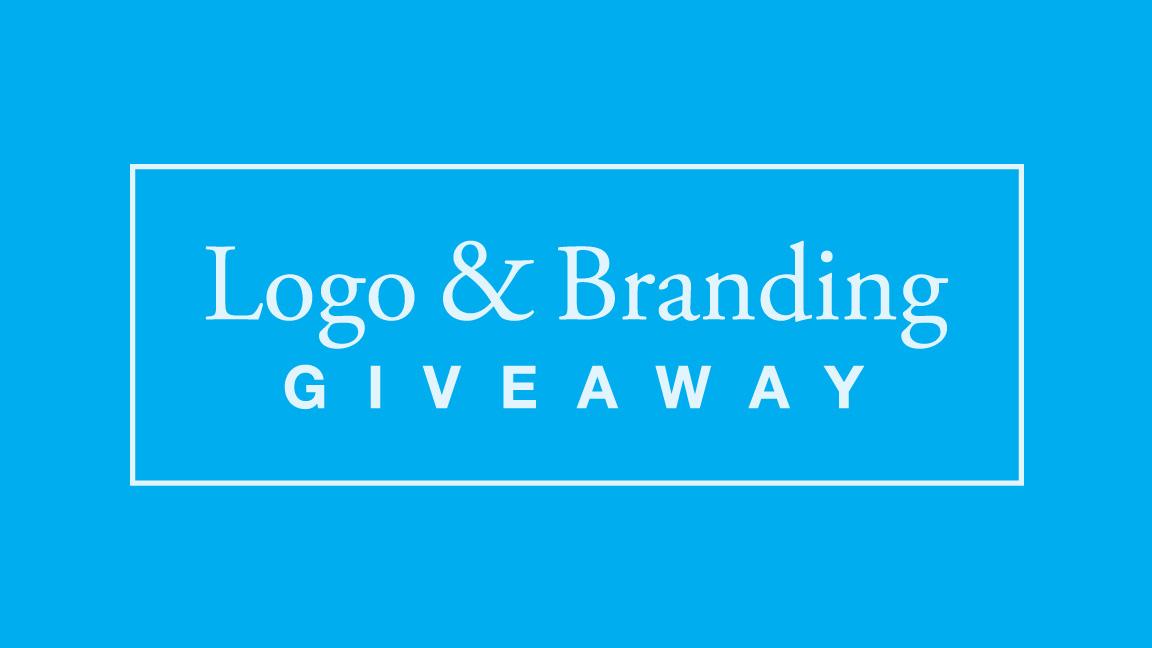 Logo & Branding Giveaway