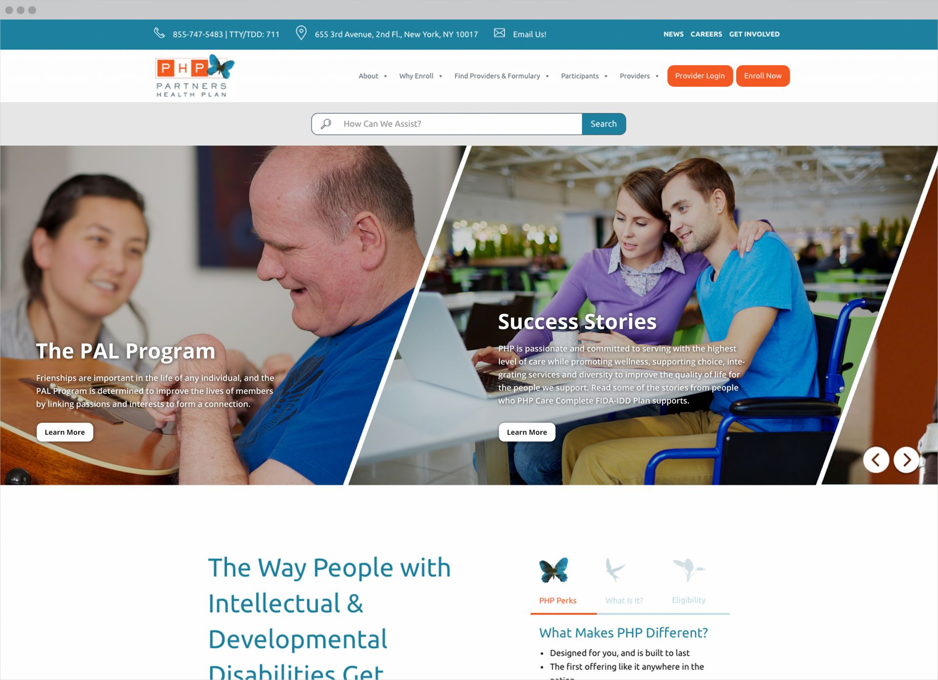 CMI Website Design