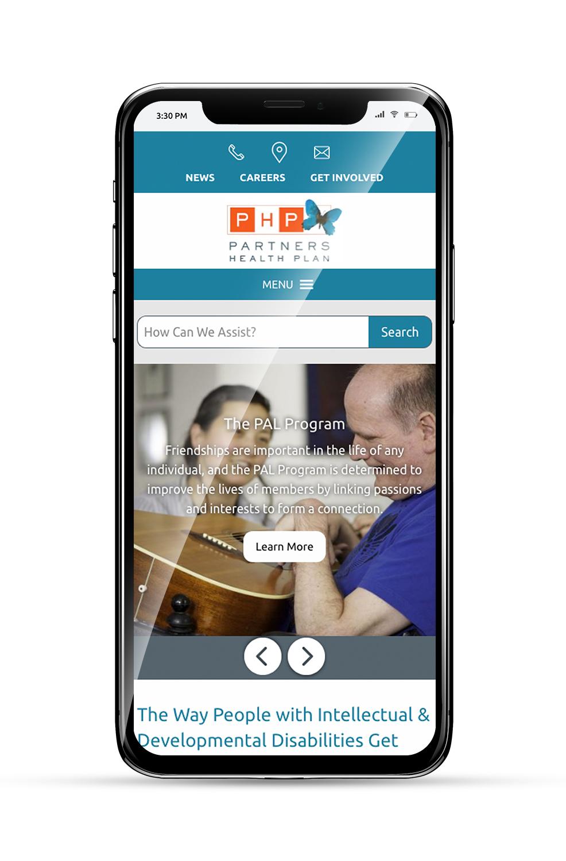 CMI Mobile Homepage