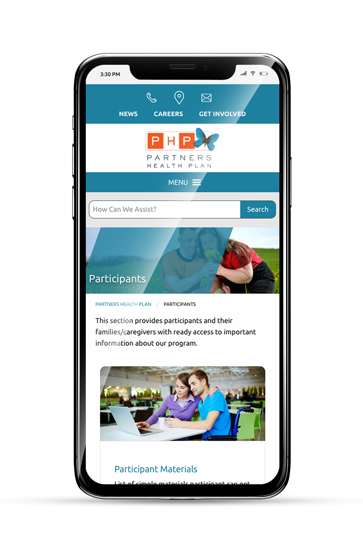 CMI Mobile Subpage